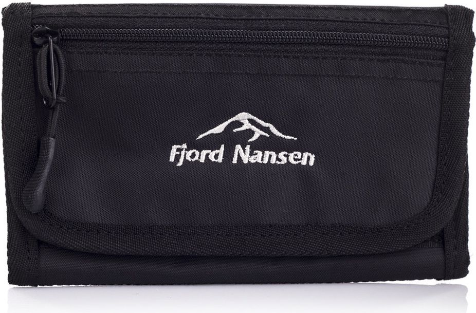 Fjord Nansen Portfel paszportowka Heroy czarny (329793) 329793