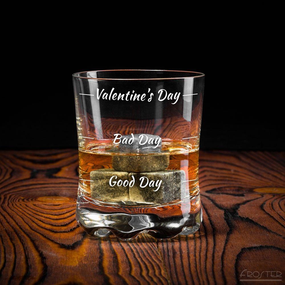 Froster Szklanka do whisky Valentine's Day 5906660866046