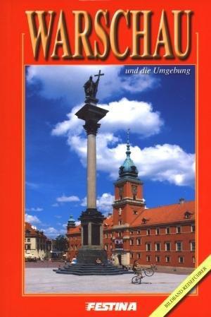 Warszawa i okolice mini - wersja niemiecka 160491