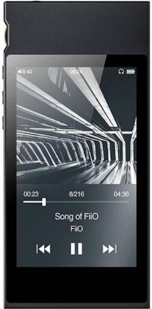 Odtwarzacz MP4 FiiO M7 czarny FiiO M7 czarny odtwarzacz audio MP3 atskaņotājs
