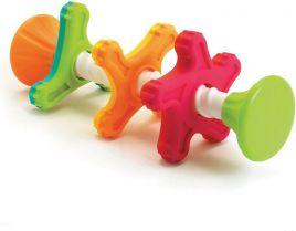 Fat Brain Toys Zabawka Zakrecone MiniSpinny WIKR-1055295
