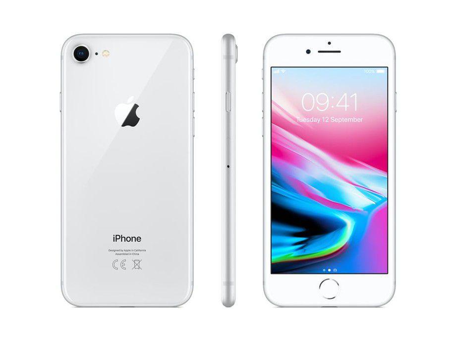 Apple iPhone 8 64GB Silver Mobilais Telefons