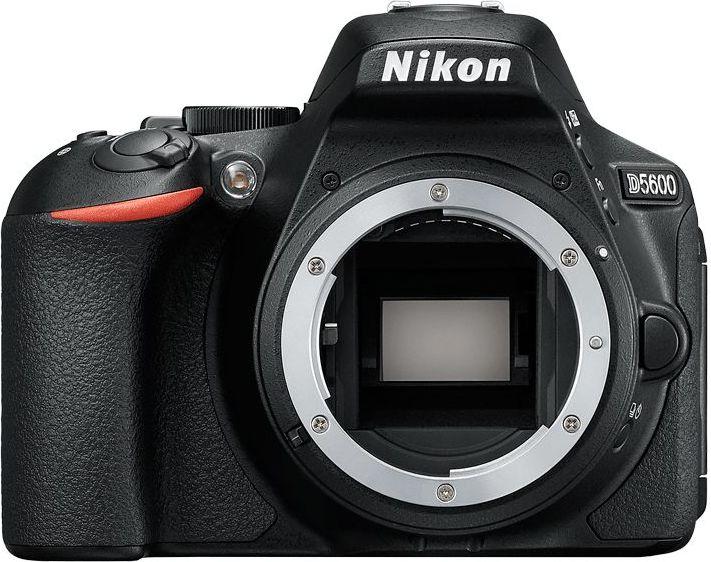 Lustrzanka Nikon D5600 body Nikon D5600 body Spoguļkamera SLR