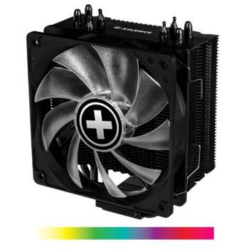 XilenceM704 RGB procesora dzesētājs, ventilators