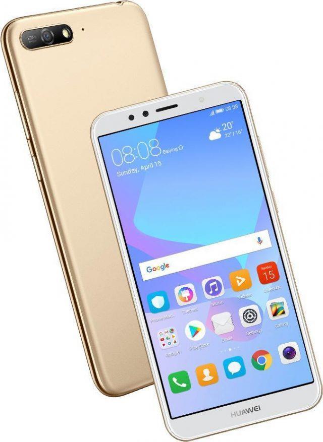 HUAWEI Y6 2018 GOLD Mobilais Telefons