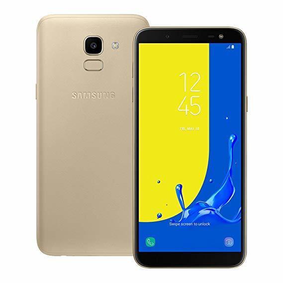 SAMSUNG Galaxy J6 2018 Gold Mobilais Telefons