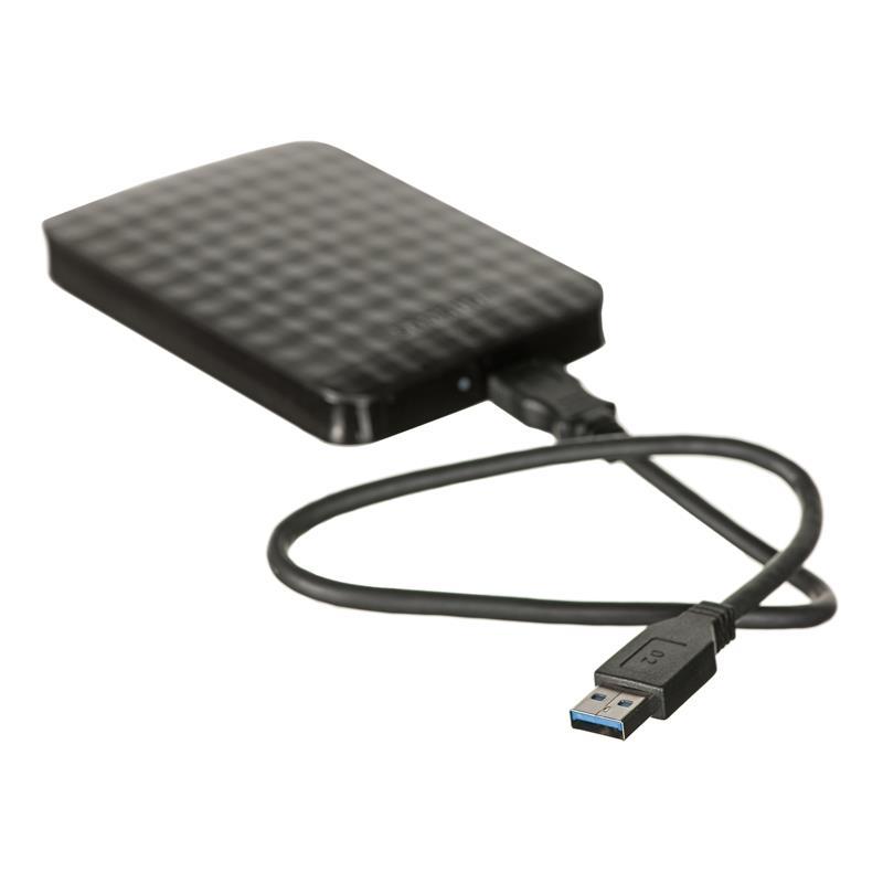Atjaunots HDD SAMSUNG 1TB 2 5  STSHX-M101TCB USB3.0 (WYPRZED)