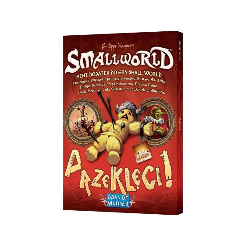 SMALL WORLD: CURSED (151073) galda spēle