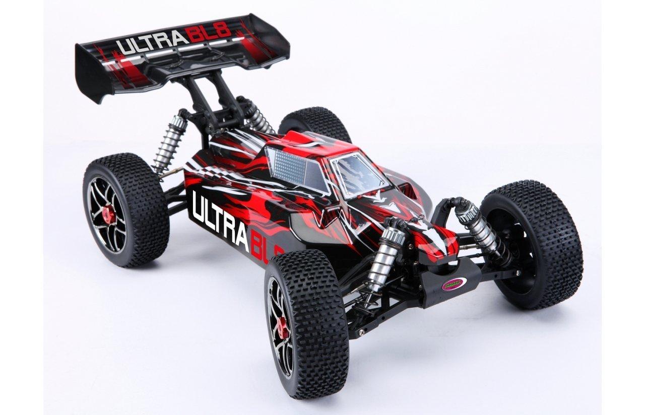 Jamara Ultra BL8 Lipo 4WD, RC Radiovadāmā rotaļlieta