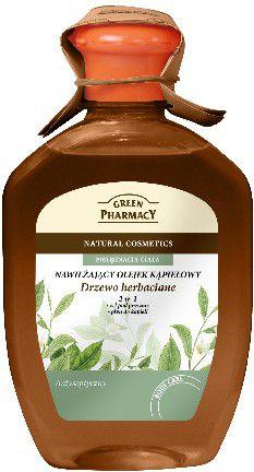 Green Pharmacy Olejek kapielowy Drzewo herbaciane 250ml 810629