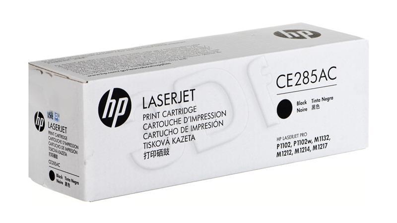 TONER BLACK 85A /LJP1102W 1.6K/CE285AC HP biroja tehnikas aksesuāri