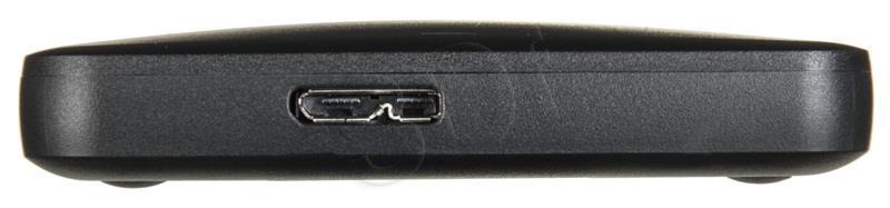 Toshiba Canvio Basics 2.5 500GB HDD Black USB 3.0 Ārējais cietais disks