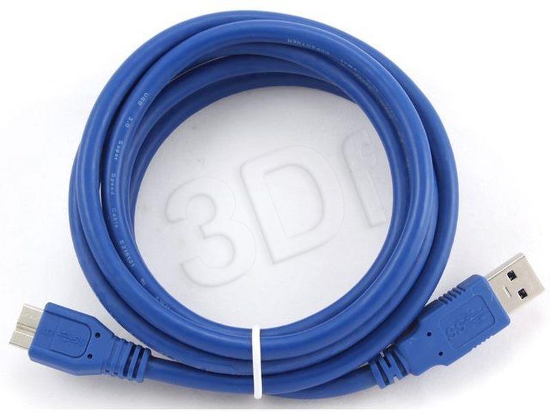 Gembird AM-Micro cable USB 3.0, 0.5m USB kabelis