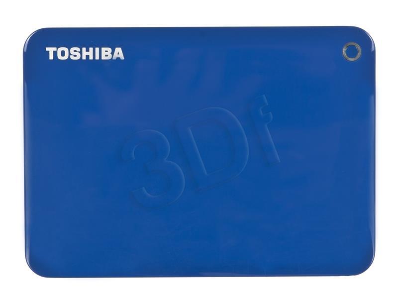 Toshiba Canvio Connect II  2.5