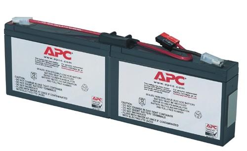 APC RBC18 Battery Cartridge New Retail UPS aksesuāri