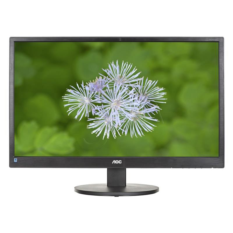 AOC M2470SWH 23.6inch, MVA, D-Sub/HDMI, speakers monitors