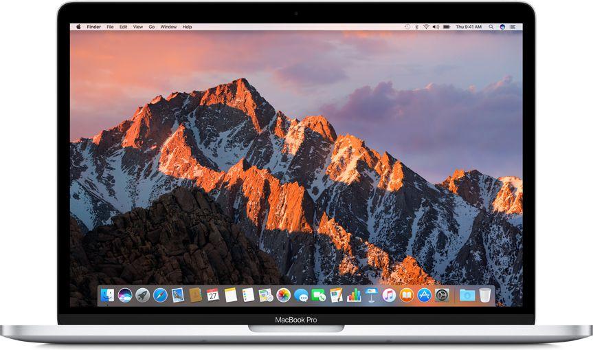 Laptop Apple Laptop Apple Macbook Pro 13 z Touch Bar (MPXX2ZE/A) Portatīvais dators