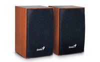 Genius Speakers SP-HF160, USB, wooden datoru skaļruņi