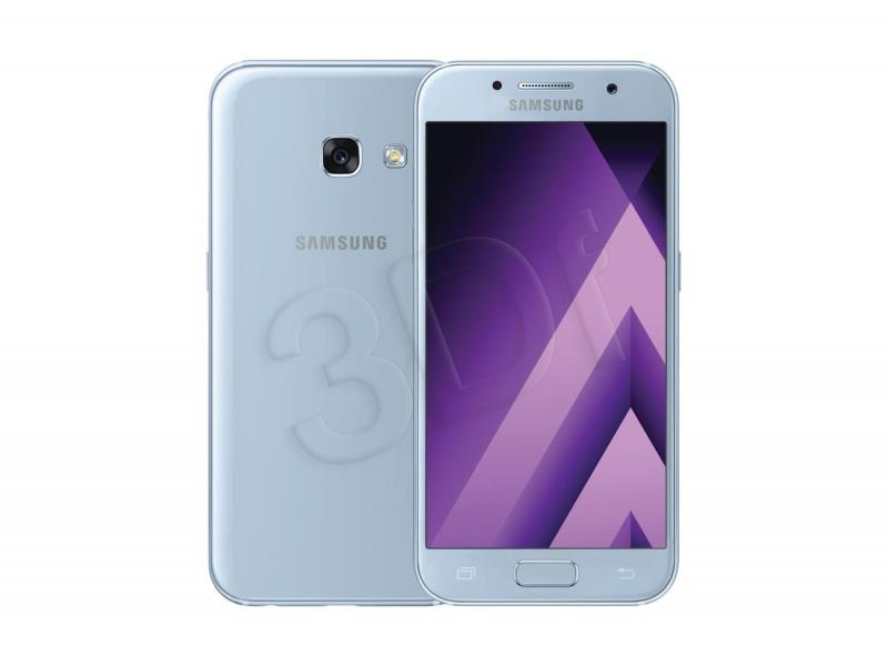 Samsung Galaxy A3 A320F (2017) 16GB Android Blue Mobilais Telefons