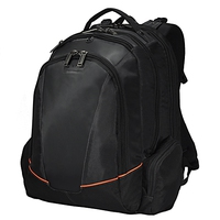 Backpack for laptop 15-1 EKP119 Flight Everki portatīvo datoru soma, apvalks