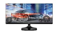 LG 29UM58-P wide, AH-IPS, 5ms, LED, HDMI, black monitors