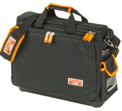 Laptop and toolbag with practical pockets 430x150x350mm portatīvo datoru soma, apvalks