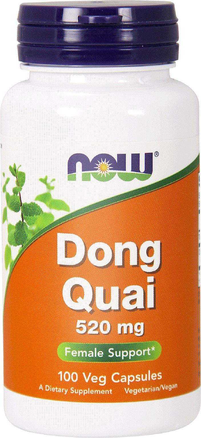 NOW Foods Dong Quai 100 kaps.
