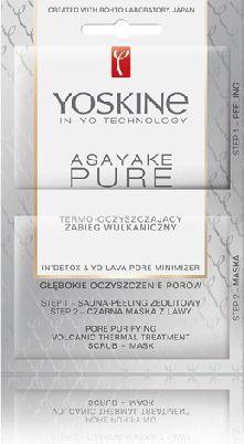 Yoskine Pure Termo-oczyszczajacy zabieg wulkaniczny 5ml x 2 071753