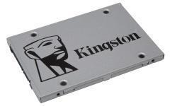 Kingston SSD UV500 SERIES 480GB SATA3 2.5 520/500 MB/s SSD disks