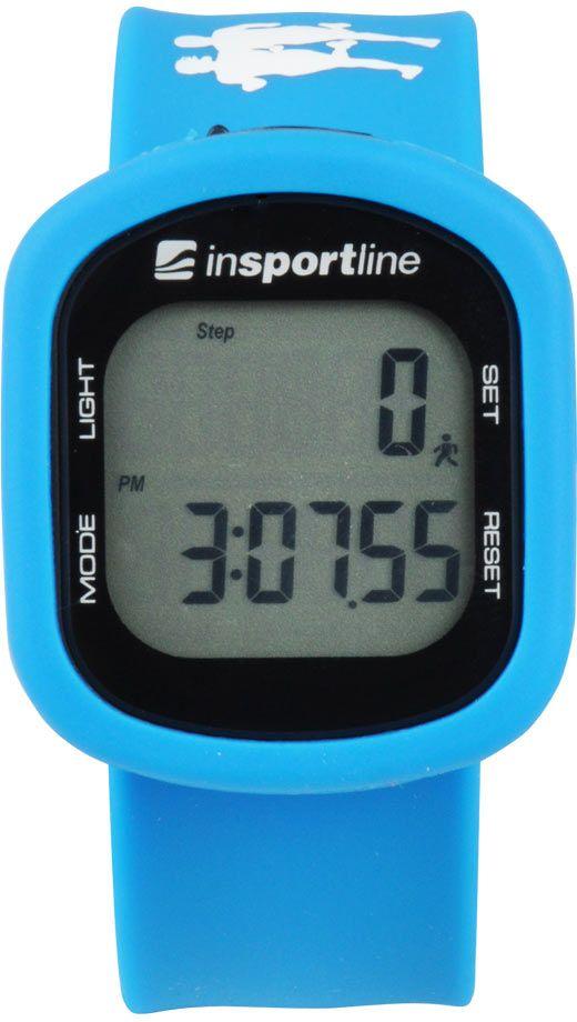 inSPORTline Krokomierz elektroniczny inSPORTline Strippy Kolor blue - 8124-4