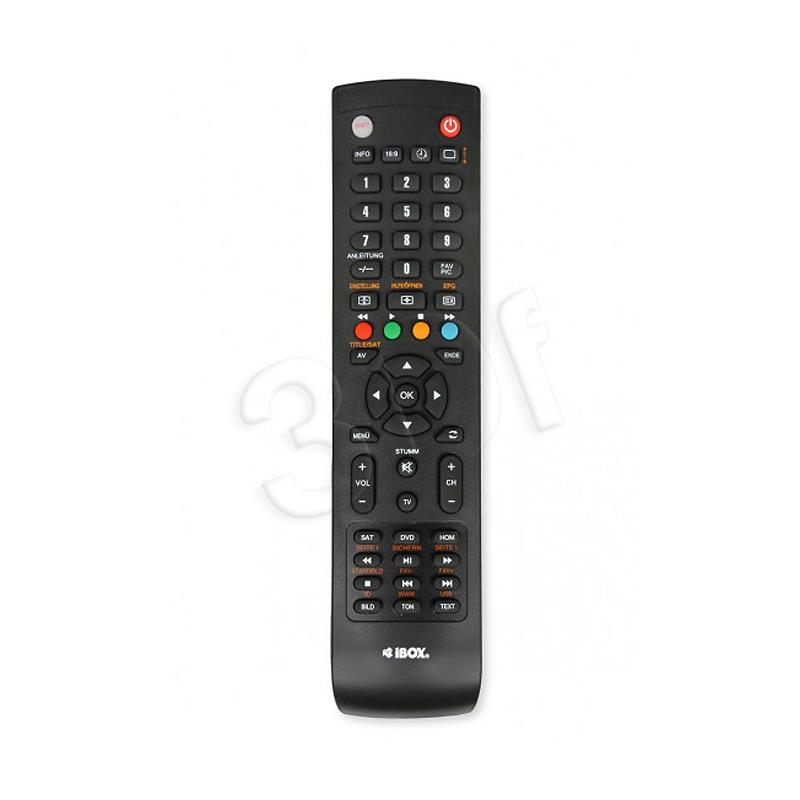 I-BOX IRC01 UNIVERSAL REMOTE CONTROL 4in1 pults