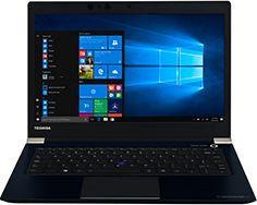 Portege X30-D-10L Windows 10 Pro/i7-7500/16/512/13.3 Portatīvais dators