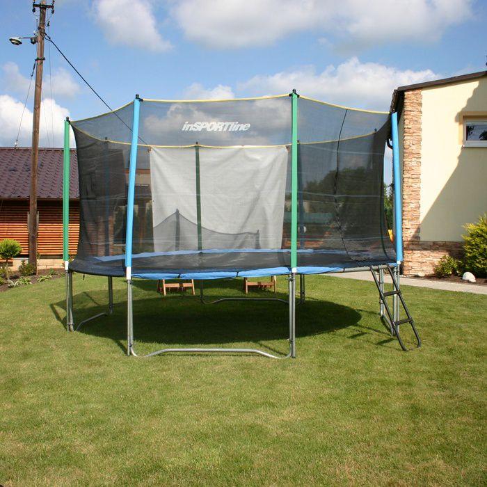 inSPORTline Siatka bezpieczenstwa do trampoliny - 366cm 1340 Batuts