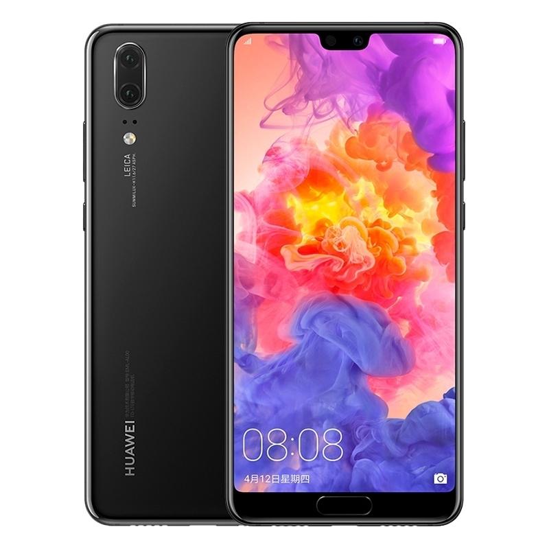 Huawei P20 - 5.8 - 128GB - Android - black Mobilais Telefons
