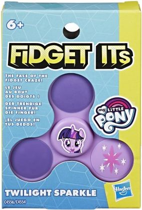 My Little Pony Fidget Twilight Sparkle Fidget spinner