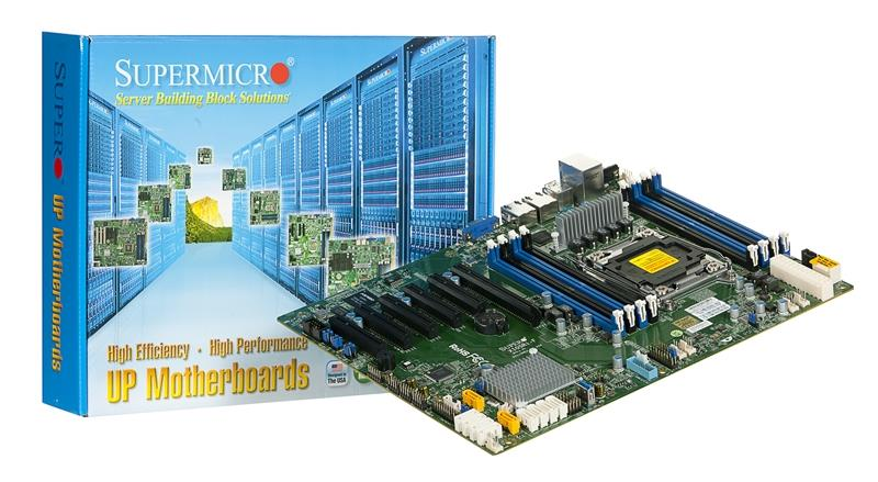 Motherboard server Supermicro (LGA 2011; 8x DDR4 DIMM) PLYSUMISE0274