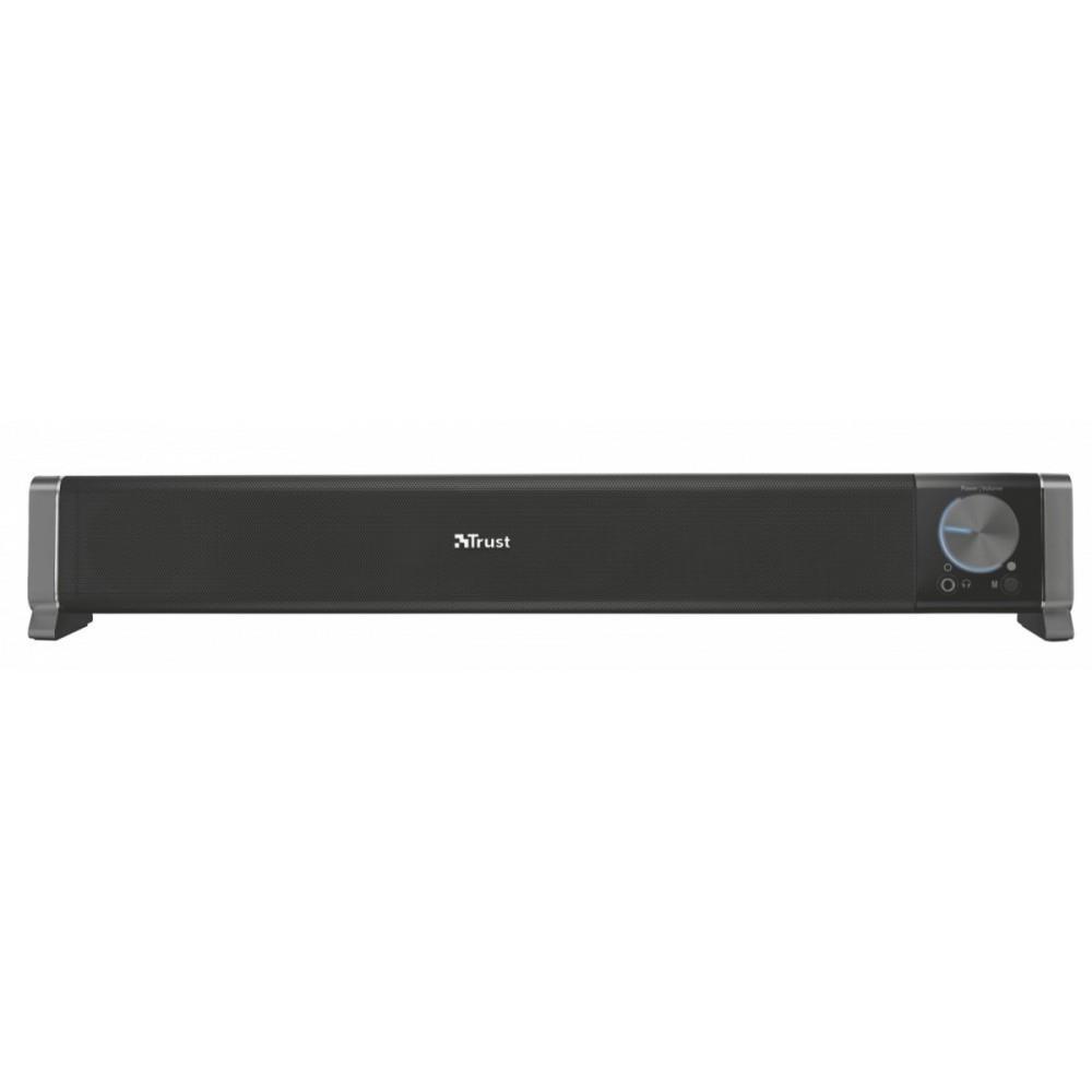 Soundbar Trust Asto 22257 (black color) mājas kinozāle