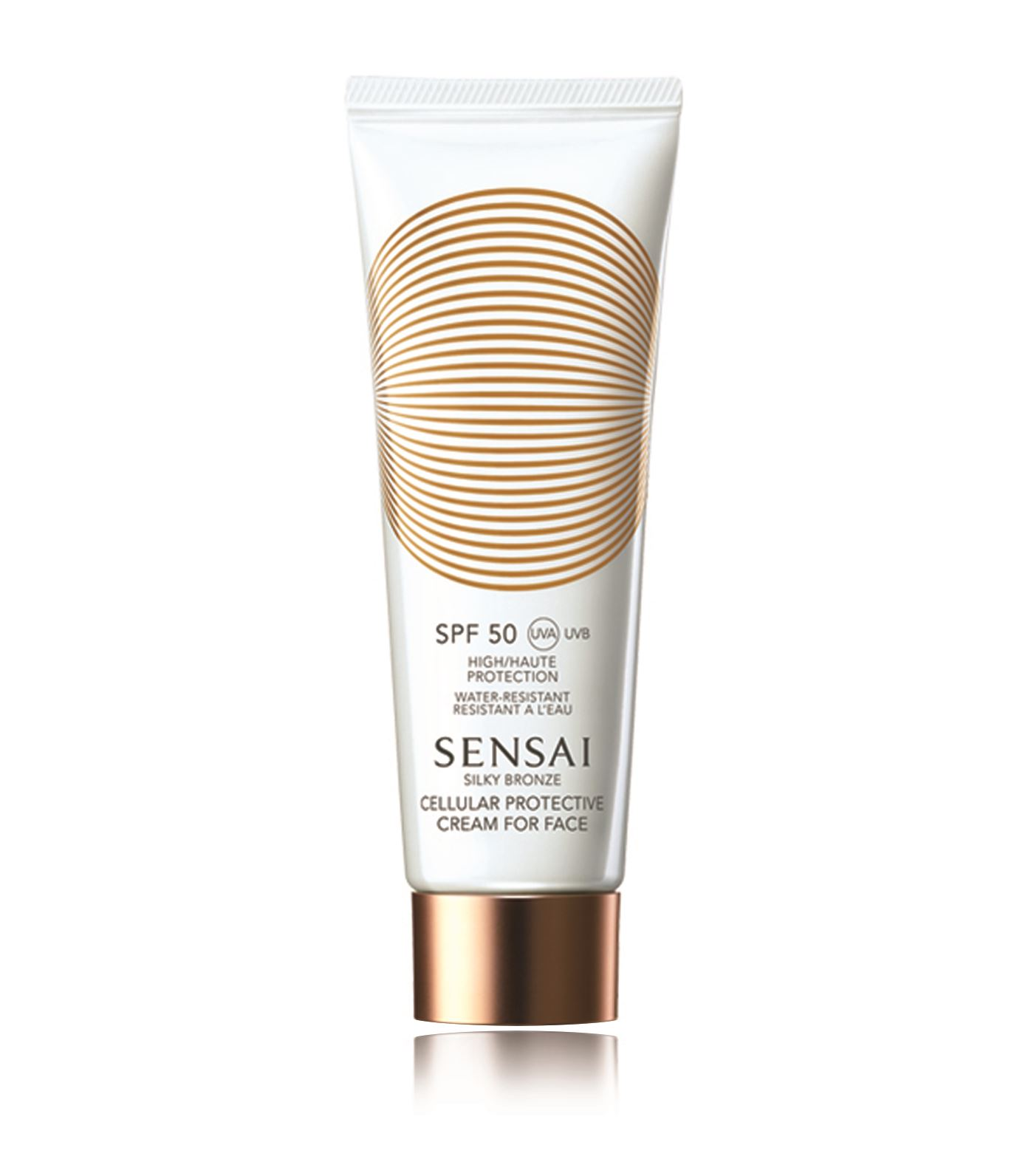 Kanebo Sensai Cellular Protective Cream For Face Spf50 50ml kosmētika ķermenim