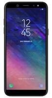 Samsung Galaxy A6 2018 A600F black Mobilais Telefons