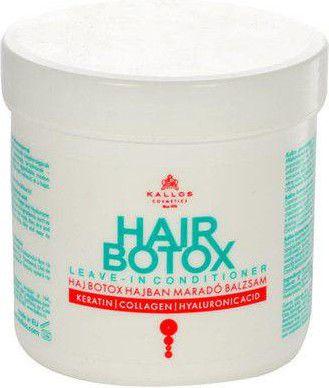 Kallos Hair Botox Leave-In Conditioner Odzywka for hair 250ml