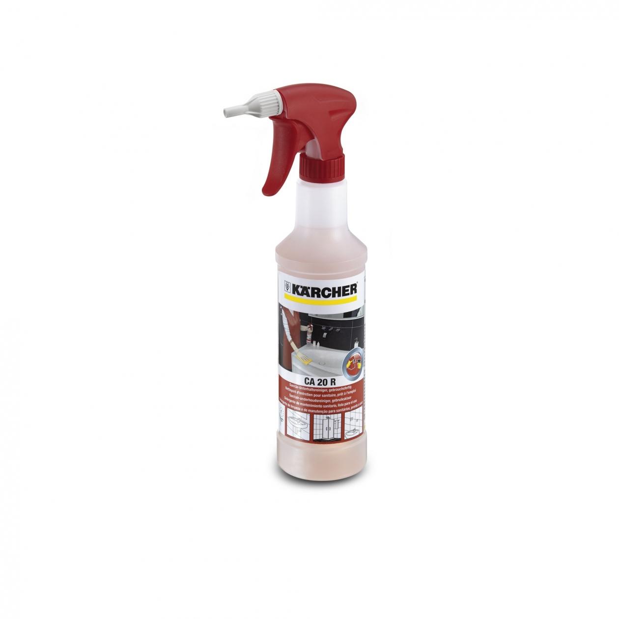 Karcher Srodek do codziennego czyszczenia sanitariatow (6.295-685.0) tīrīšanas līdzeklis