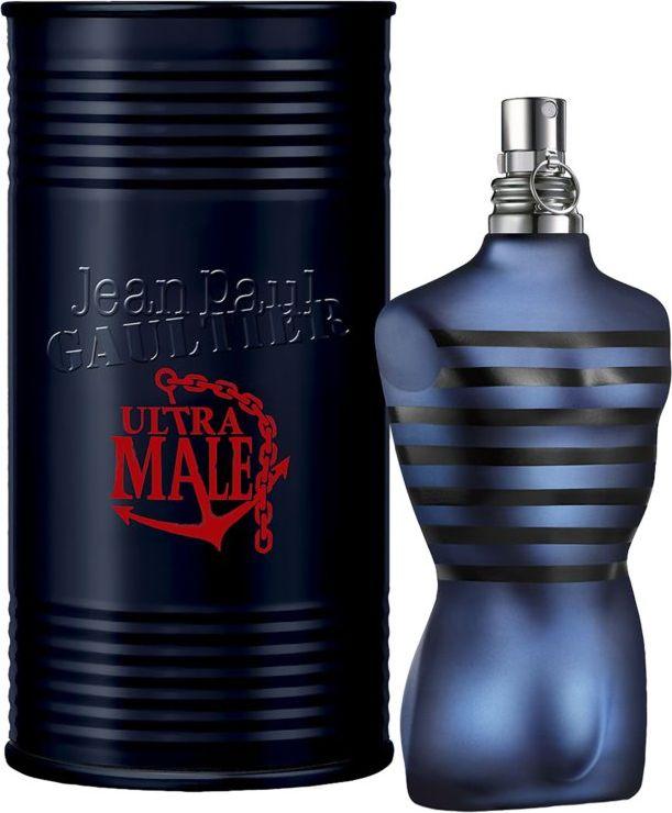 JEAN PAUL GAULTIER Ultra Male Intense EDT spray 75ml 8435415011990 Vīriešu Smaržas