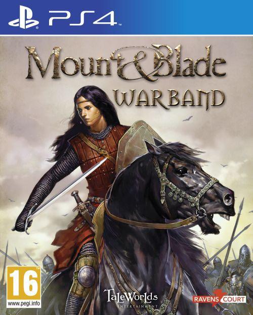 Mount & Blade: Warband - Premiera Sierpien 2016 4020628830946