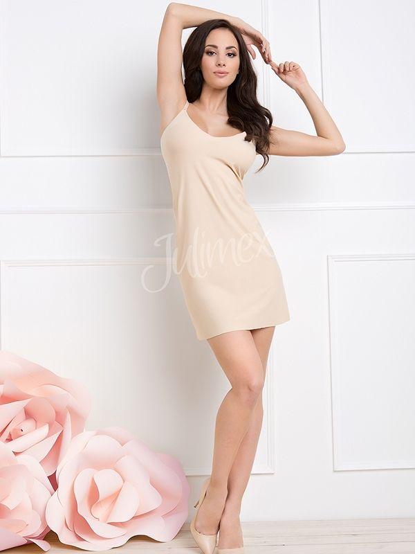 Julimex petticoat soft & smooth pink L