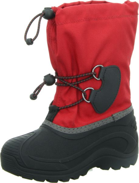 KAMIK Buty zimowe dzieciece T'S Southpole 4 czerwone r. 26 (NK8727-RED-9 T'S) NK8727-RED-9 T'S