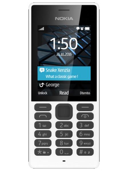 Nokia 150 DualSim White Mobilais Telefons