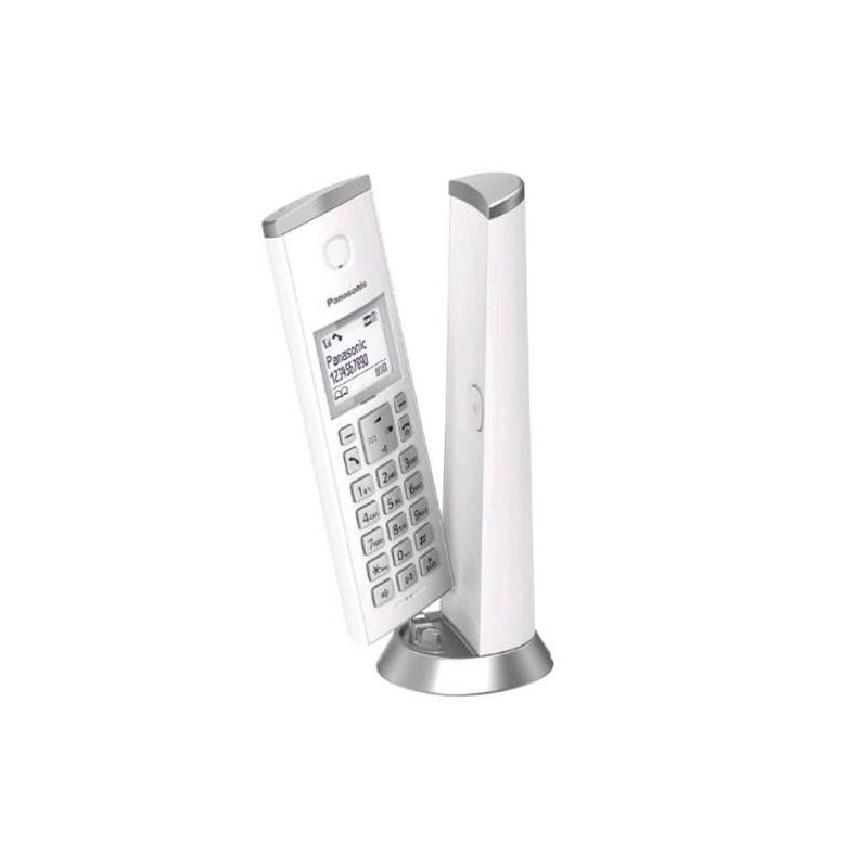 PANASONIC KX-TGK210JTW White telefons
