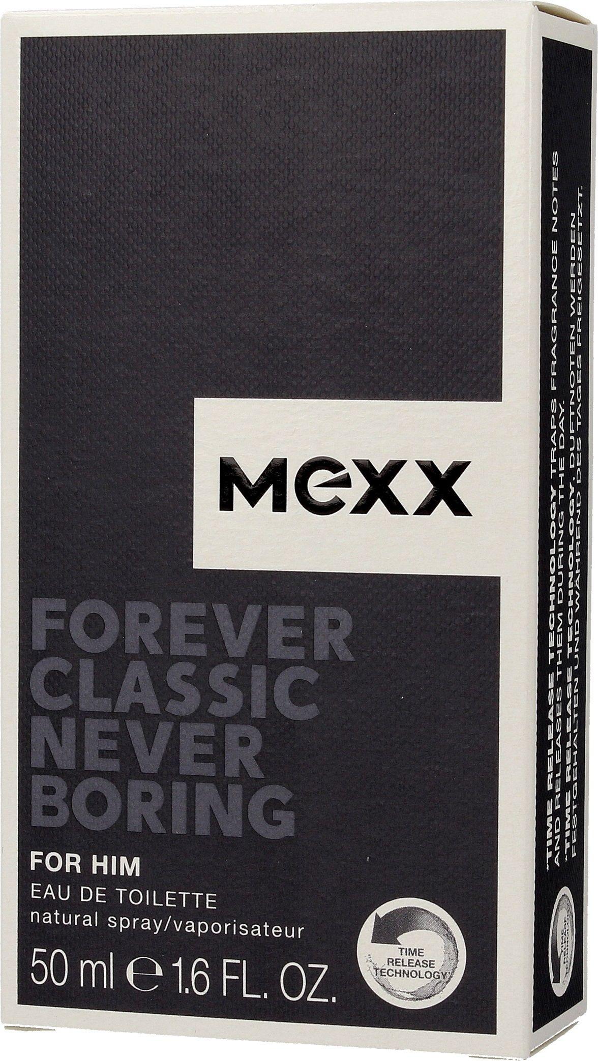 Mexx Forever Classic EDT 50ml 82472461 Vīriešu Smaržas