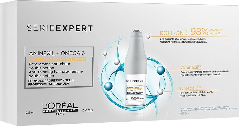 Loreal Expert Aminexil Advanced 10x6 ml