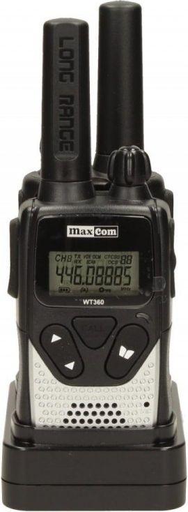 MAXCOM WT 360  WALKIE TALKIE rācijas